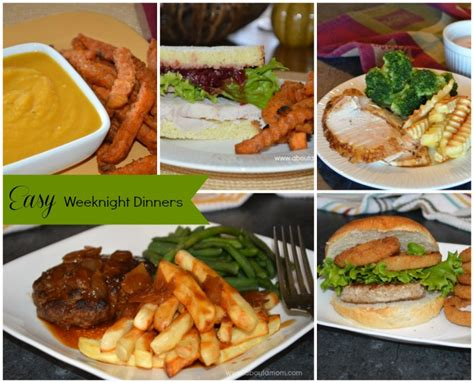 weeknight dinner easy weeknight dinners about a
