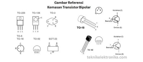 rangkaian transistor pnp dan npn cara menentukan jenis transistor npn dan pnp dengan digital multimeter teknik elektronika