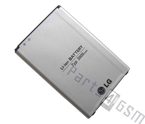 Battery Lg Bl 53yh Atau Lg G3 Stylus Original 100 lg d855 g3 battery bl 53yh 2940mah 3000mah parts4gsm