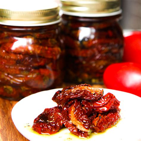 Sun Dried Tomatoes In sun dried tomatoes preserved in olive