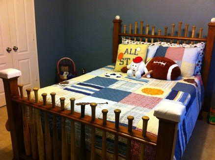 baseball bat bed baseball bat bed by les hastings lumberjocks com woodworking community