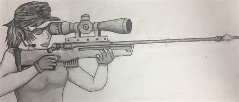 Pubg Sketches by Pencil On Paper Pubg