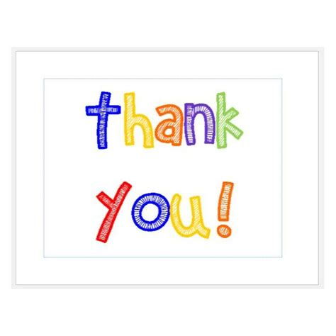 Word Template For Thank You Card by Design And Print Your Own Thank You Cards With These Ms