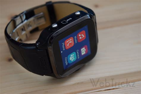 Smartwatch W9 fifine w9 review a feature packed smart phone that costs just 140