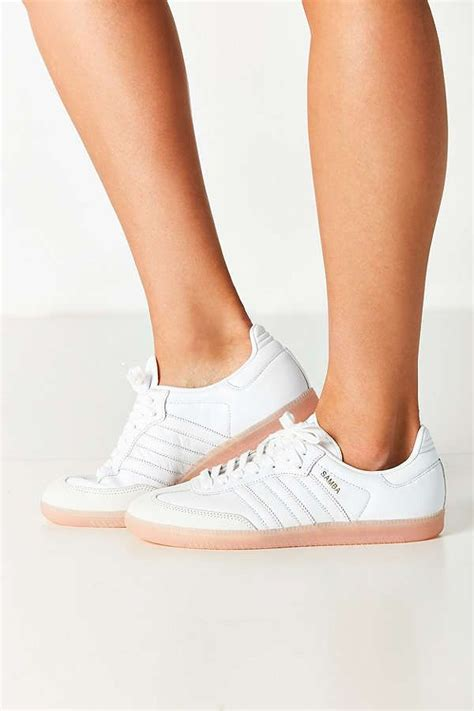 outfitters adidas originals samba pink sole sneaker gimme in 2019 sneakers