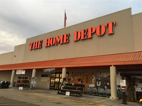 the home depot hixson tn company profile