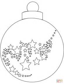 ornament coloring page ornament coloring page free printable coloring