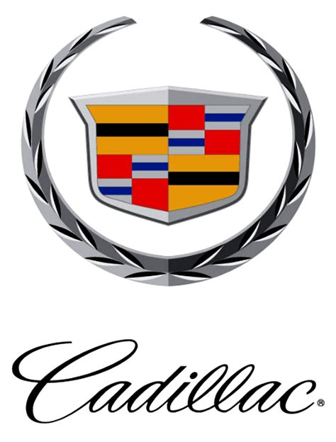 logo cadillac cadillac history and development cadillac the logo
