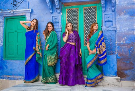 Get It Now Into The Blue Second City Style Fashion by Jodhpur India Step Inside The Blue City Insider S Tour