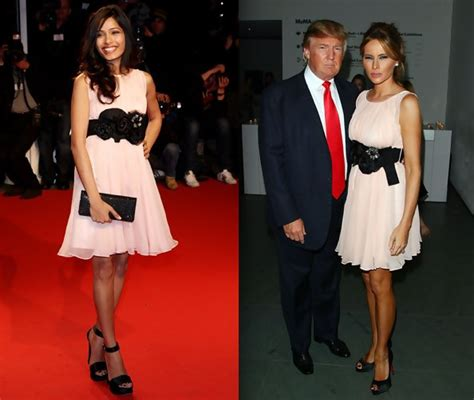 Who Wore Dolce Gabbana On The Cover Better Alba Or Camilla by Who Wore Dolce Gabbana Better Freida Pinto Or Melania