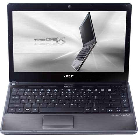 Laptop Acer Timelinex acer aspire timelinex as3820t 6480 13 3 quot lx ptc02 194 b h