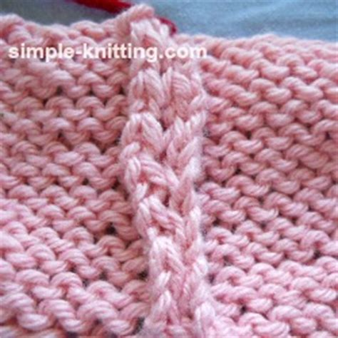 knitted seam method mattress stitch seaming technique for knitting
