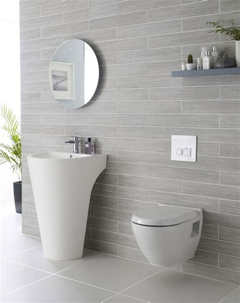 Light Grey Bathroom Tiles 39 Light Gray Bathroom Tile Ideas And Pictures