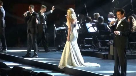 il divo in concert il divo katherine jenkins in concert 11 time to say