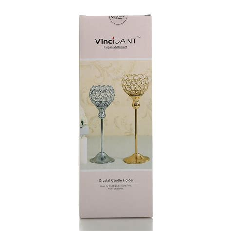 decorative candle holders for dining table vincigant sparklers wedding table centerpieces candelabra
