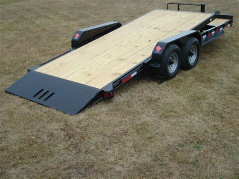 tilt bed car trailer pin tilt bed trailer plans wwwflazbocom on pinterest