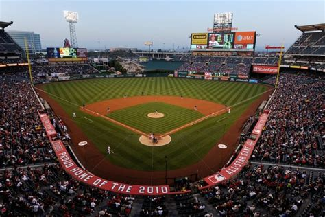 Angel Stadium Giveaways - cleveland indians v los angeles angels of anaheim zimbio