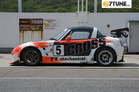 Suzuki Cappuccino Race Car Suzuki Cappuccino Small Racing Car Cool Cars Sideview