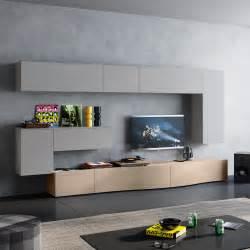 logic 586 living room modular cabinet arredaclick