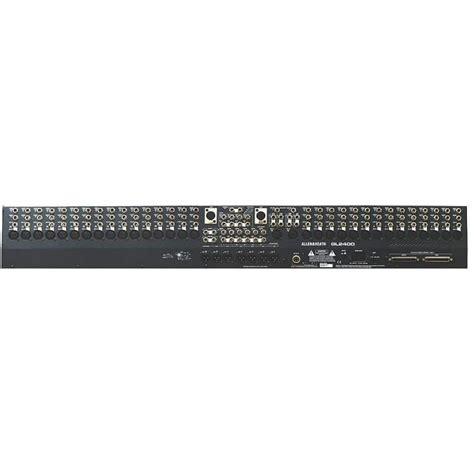 Mixer Console Murah jual mixer allen and heath gl2400 416 harga murah primanada