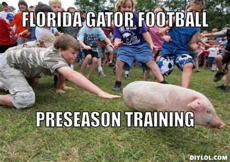 Florida Gator Memes - pin by susan hodges on chomp pinterest