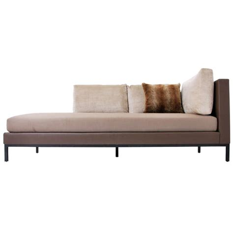 christian liaigre sofa daybed for hunt on