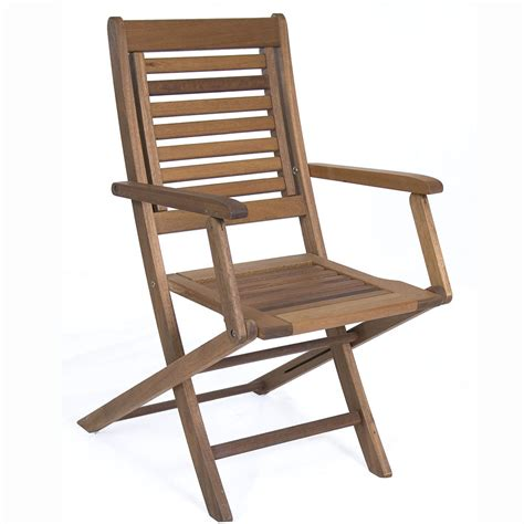 folding armchair international home folding armchair parati solid