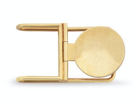 Gold Money Money Money Clip cartier gold money clip christie s cartier gold money clip