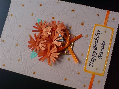 Best Handmade Birthday Cards - easy handmade cards for best friend