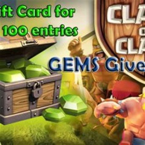 Coc Gems Giveaways Com - clash of clans free gems giveaway cocbases