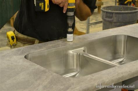 Formica Undermount Sink karran sink