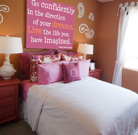 wall art for girls bedroom ideas for teen girls room wall art