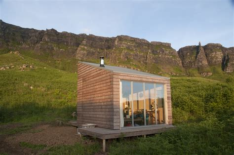 Small Homes Scotland Residency On The Isle Of Eigg Scotland