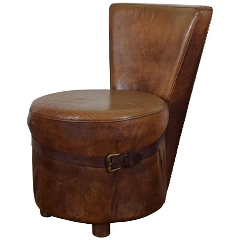 Upholstered Vanity Chair by Deco Leather Upholstered Vanity Or Slipper