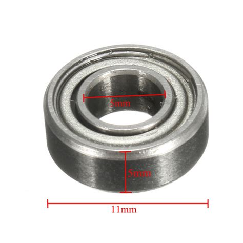 Bearing F 685 Zz Asb 10pcs 685zz 5x11x5mm bearings miniature bearings