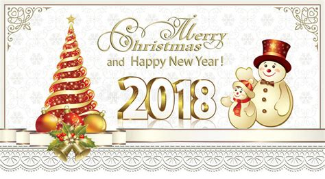 year card    christmas tree  snowmen stock vector illustration  christmas