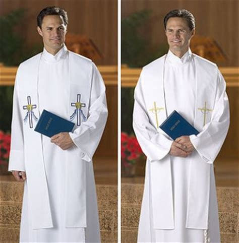 catholic priest for wedding reversible baptismal and wedding stole embroidered pastor