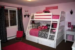 Girl room ideas with bunk beds bedroomteenage girl bedroom curtain