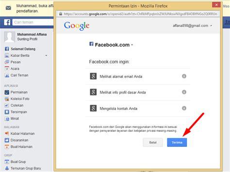 buat akun facebook mendaftar cara membuat mendaftar akun facebook baru
