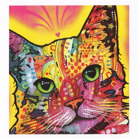 3d Kitchen Designer Cat Cards By Dean Russo Tilt Vivid Colours Original Art