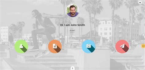Cards Personal Vcard Resume Cv Portfolio 30 best resume cv html templates for personal business