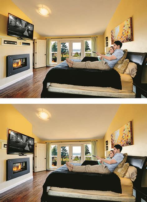 height of tv in bedroom mantelmount is perfect in the bedroom watch your tv at
