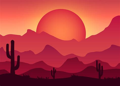 tutorial illustrator easy how to create a colorful vector landscape illustration