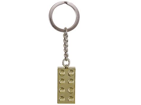 Sale Lego Keychain Gold 850808 Bds233 lego lego gold brick key chain special savings today at lego direct with uk direct sale