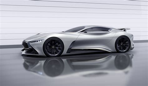 infinity concept car introducing the infiniti concept vision gran turismo