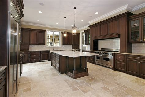 kitchens with dark wood cabinets luxury kitchen ideas counters backsplash cabinets