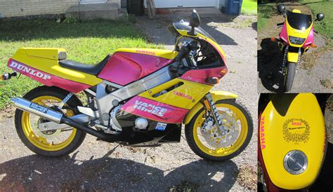 fan bike for sale 1992 yamaha fzr 600 limited edition for sale