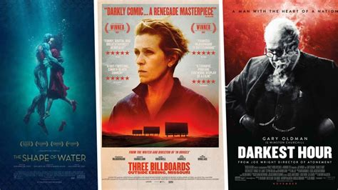 film oscar winner oscar 2018 10 best oscar nominated films to watch best