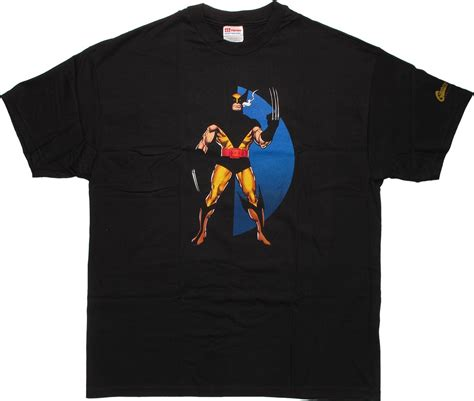 Tshirt X The Wolverine Roffico Cloth wolverine t shirt
