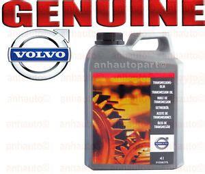 genuine volvo  automatic transmission fluid    xc xc xc ebay